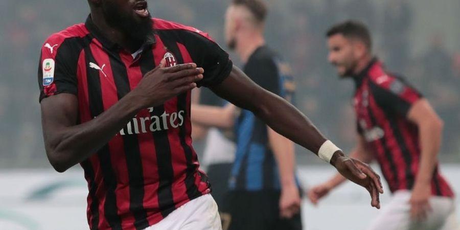Tiemoue Bakayoko Bantah Menolak Dimainkan Pelatih AC Milan