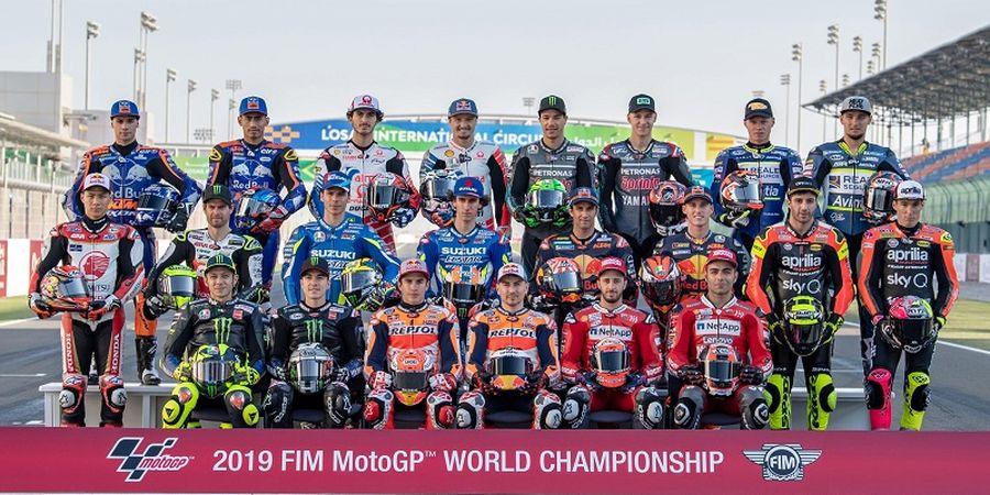 Seri Asia pada MotoGP 2020 Bisa Dibatalkan, jika...