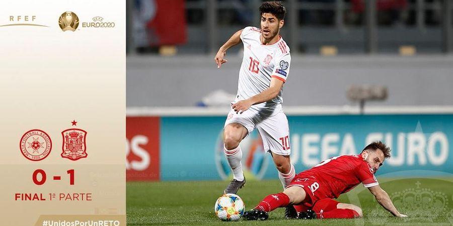 VIDEO - Gol Sepakan Pelan Morata Akhiri Puasa Gol Sejak November 2017