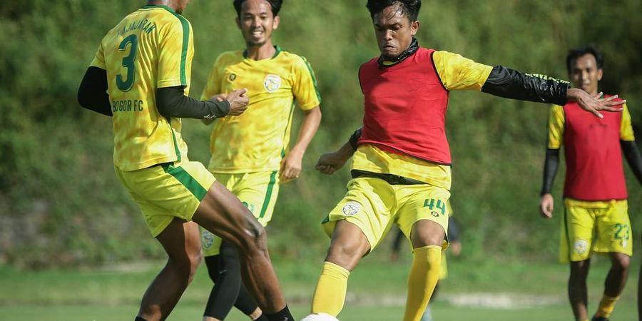 Liga 2 2019 - Persatu Vs Bogor FC, Usir Rasa Gugup di Bumi Wali
