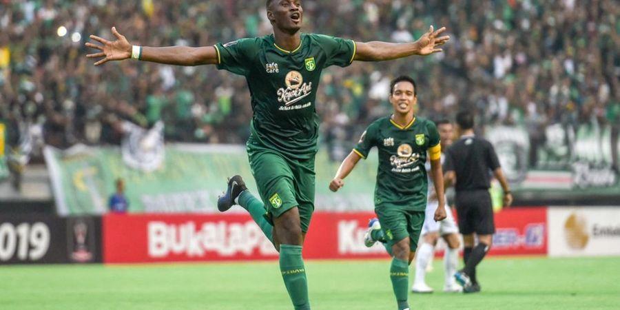 Amido Balde Siap Buktikan Diri di Laga Kontra Madura United Usai Dikritik Djanur