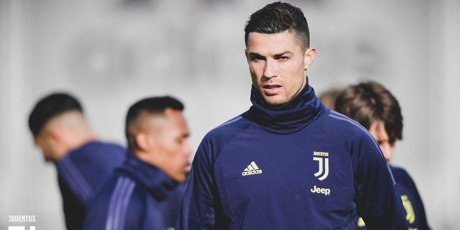 Massimiliano Allegri Khawatir Cristiano Ronaldo Tak Pulih Tepat Waktu