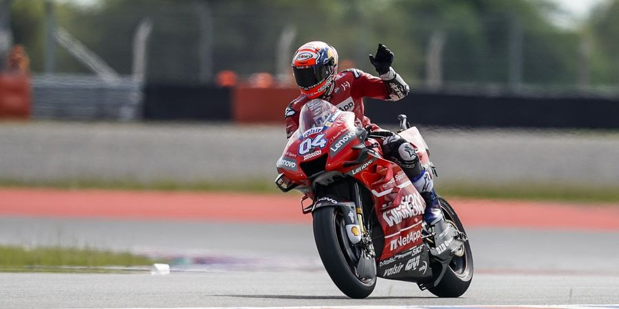MotoGP Spanyol 2019 - Andrea Dovizioso Buka Rahasia Soal Kekuatannya