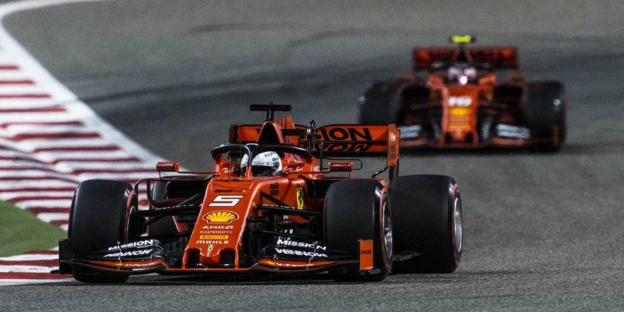 Berita F1 - Mercedes Akan Buat Gebrakan Besar kata Charles Leclerc