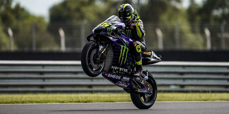 MotoGP Americas 2019 - Valentino Rossi: Austin adalah Salah Satu Sirkuit Paling Rumit