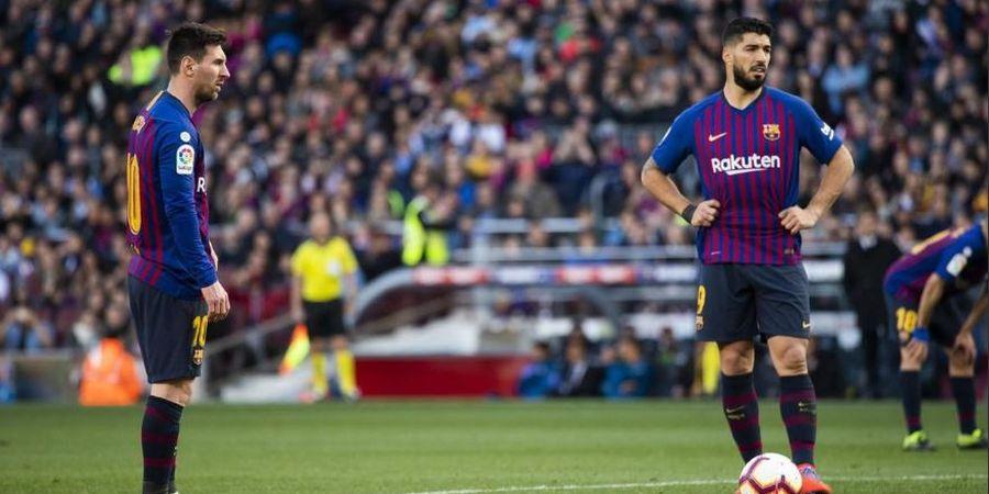 VIDEO - Ceploskan Gol ke Gawang Espanyol, Messi Deja Vu 7 Tahun Lalu