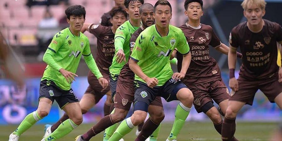 Eks Bomber Persebaya Telan Kekecewaan pada Lanjutan Liga Korea