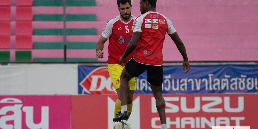 Rapor Dua Pemain Indonesia di Liga Thailand, Sama-sama Main dan Menang