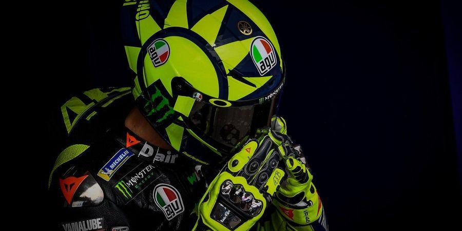 Valentino Rossi Akui Menjadi Pembalap Yamaha Terburuk di Prancis