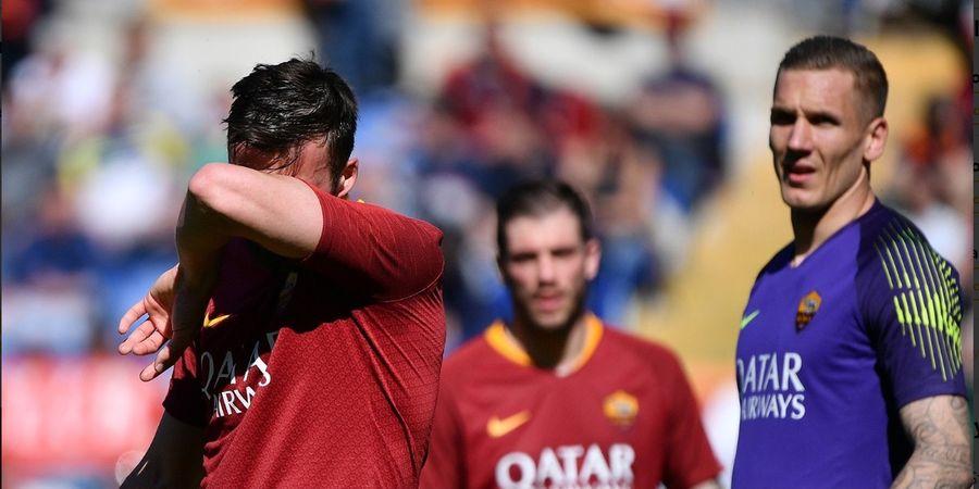 Sadar Akan Kutukan Drake, AS Roma Ambil Sikap Tegas untuk Para Pemain
