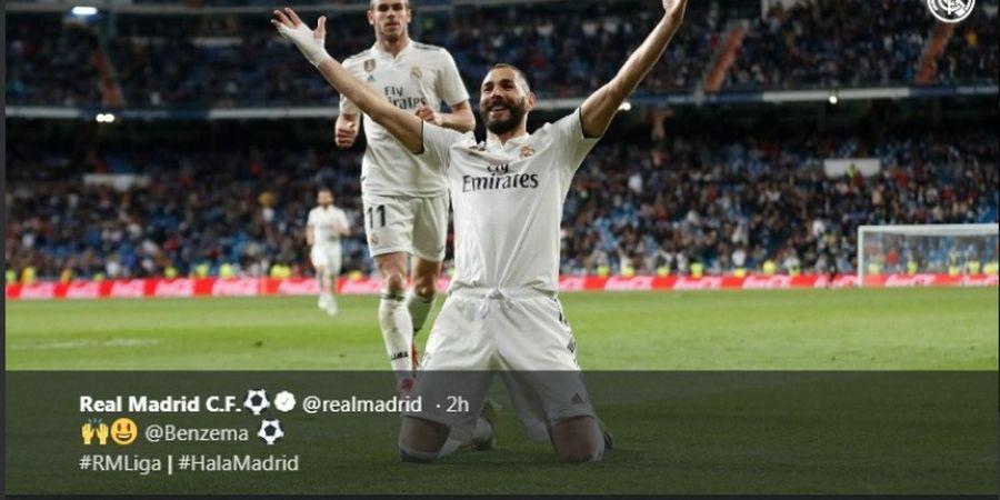 Lepas 11 Pemain, Real Madrid Hanya Amankan 5 Anak Kesayangan