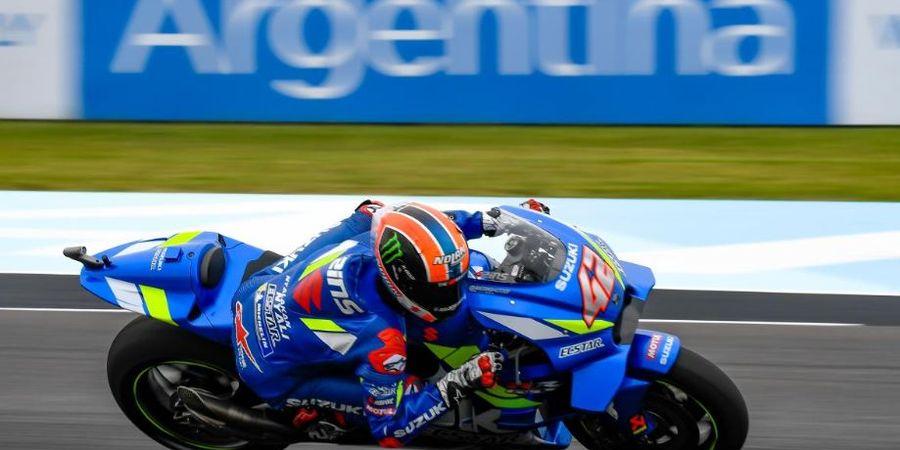 Legenda Honda: Kemenangan Alex Rins pada MotoGP Americas Sensasional
