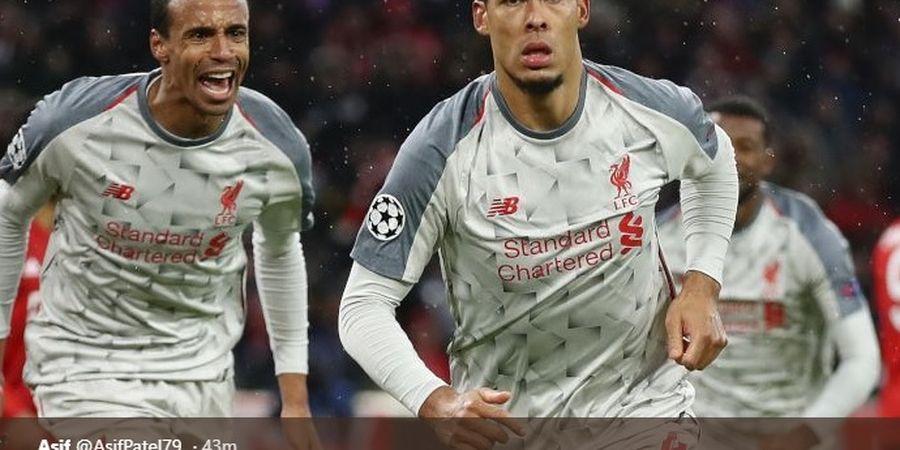 Joel Matip Sebut Van Dijk Bawa Dampak Positif Bagi Liverpool