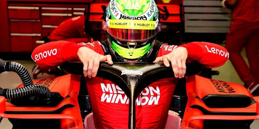 Berita F1 - Pembaruan Saat GP Azerbaijan Bakal Dilakukan Ferrari