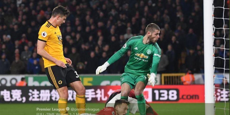 Satu Syarat yang Bisa Bikin De Gea Bertahan di Manchester United