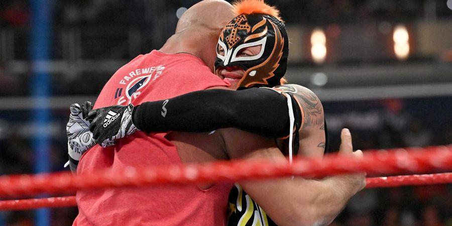 Daftar Pegulat Lawas WWE yang Bakal Beraksi pada WrestleMania 35