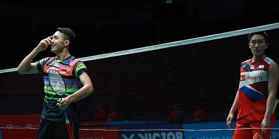 Indonesia Open 2019 - Jonatan Christie Incar Babak Perempat Final