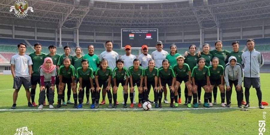 PSSI Terkandala Keuangan, Timnas U-15 Putri Indonesia Gagal ke Piala AFF U-15