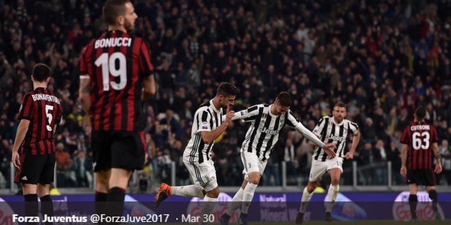 5 Bintang Papan Atas yang Pernah Berseragam Juventus dan AC Milan