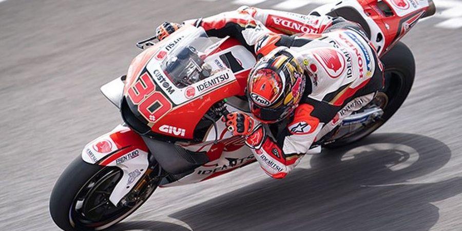 Nakagami Akui Puas dengan Kemajuannya Saat Tampil pada MotoGP Argentina