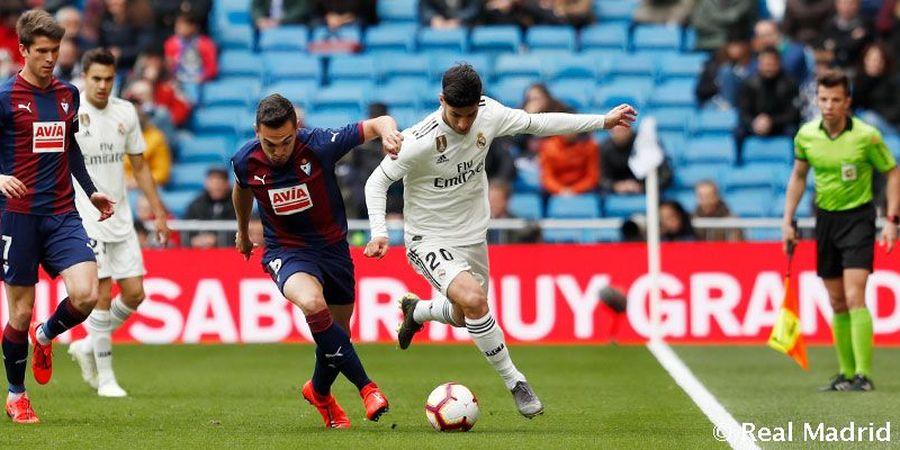 Meski Jarang Ditampilkan, Real Madrid Tolak  Tawaran untuk Asensio
