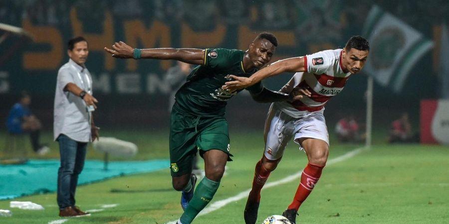Hasil Piala Indonesia 2018 - Babak I, Persebaya Tertinggal dari Madura United