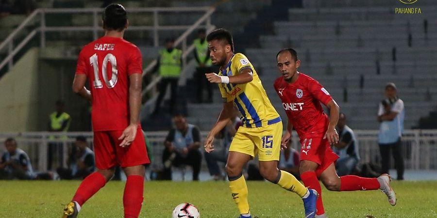 Saddil Ramdani Kembali Tampil, Pahang FA Selamat dari Kekalahan