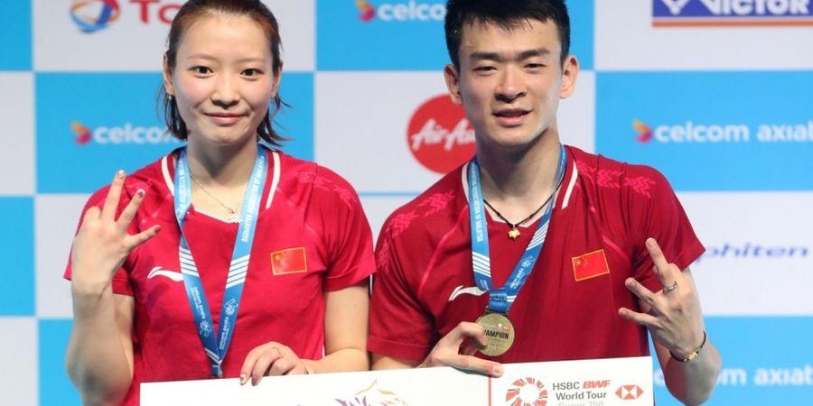 4 Gelar dari Malaysia Open 2019 Kokohkan China di Puncak Klasemen Peringkat BWF World Tour