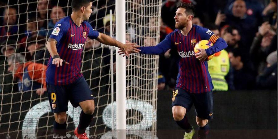 Prediksi Line-Up Man United Vs Barcelona - Trisula Vs Duo Maut
