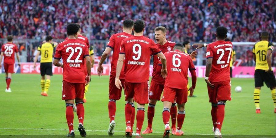 Bayern Muenchen Kembali ke Puncak Klasemen Usai Imbangi Nurnberg