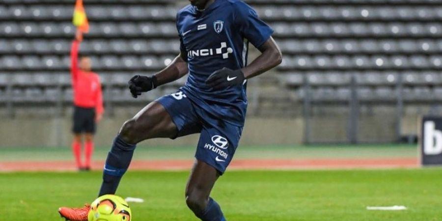Perkuat Daya Gedor, Liverpool Incar Striker Muda Divisi 2 Liga Prancis