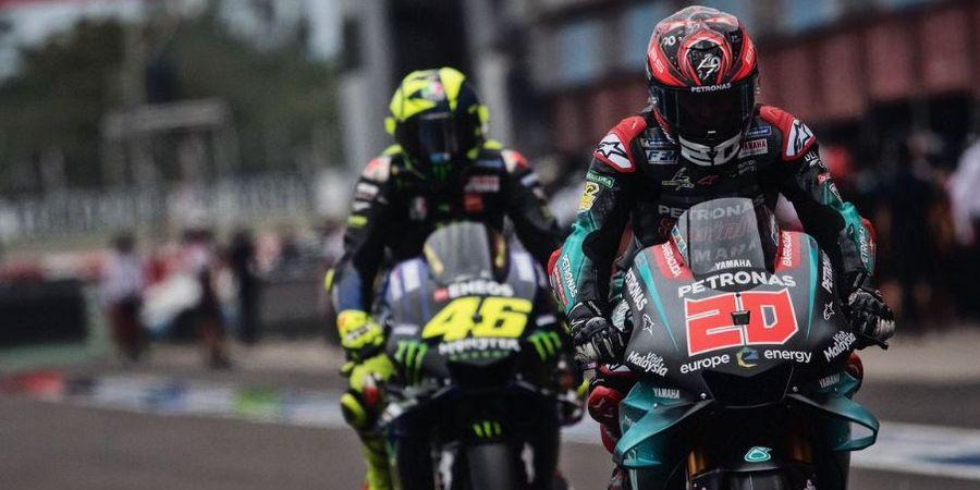Sedang dalam Tren Positif, Valentino Rossi Ingin Buktikan Diri di Jerez