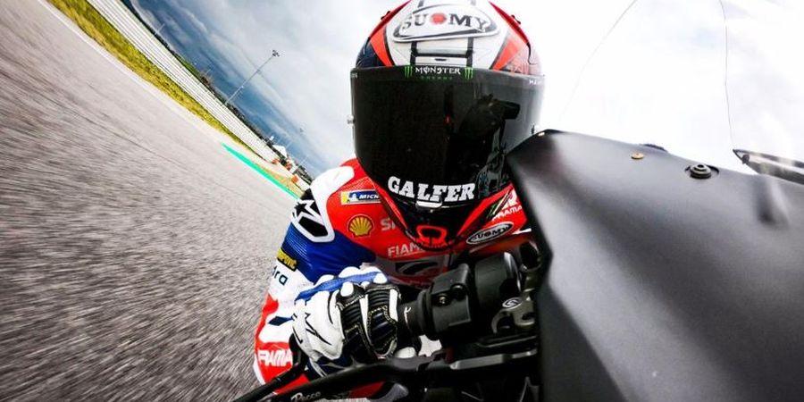 Tembus Top 10 MotoGP Americas 2019, Francesco Bagnaia Semringah