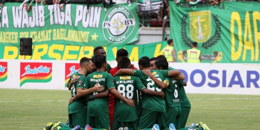 Persebaya Diuntungkan dengan Tidak Adanya Laga Liga 1 2019 di Papua