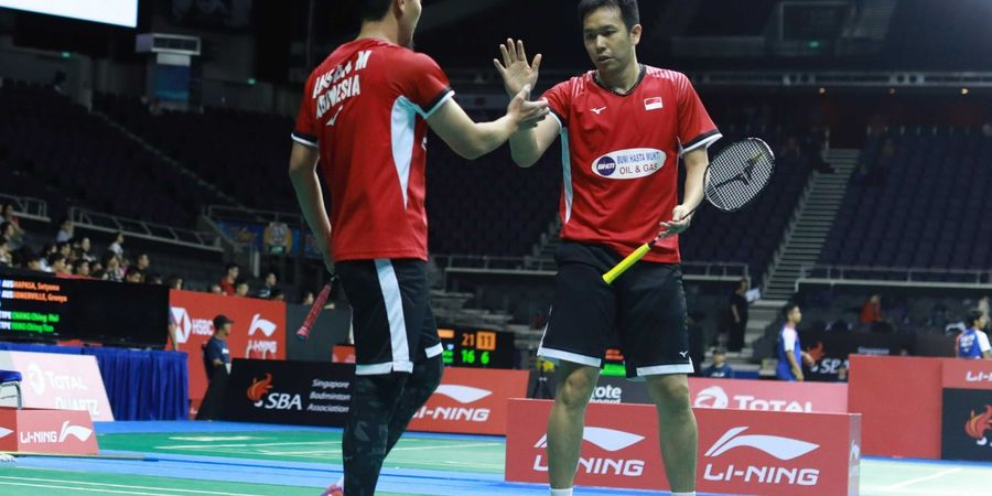 Hasil New Zealand Open 2019 - Empat Wakil Indonesia ke Semifinal