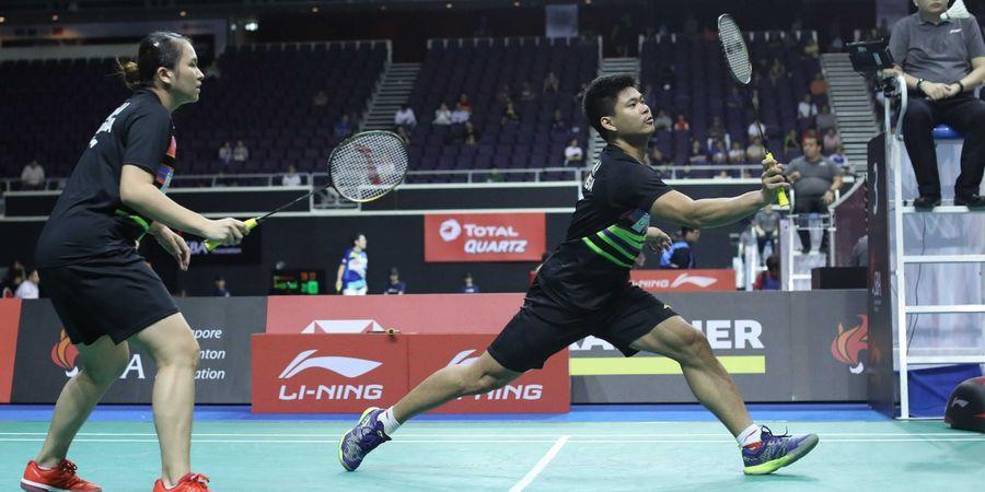 Singapore Open 2019 - Lawan Pasangan China, Praveen/Melati Siap Ngotot