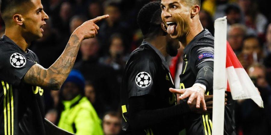 Hasil Liga Champions - Anak Muda Brasil Buyarkan Kemenangan Juventus