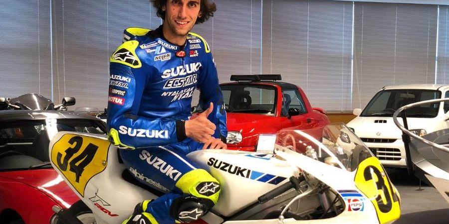 MotoGP 2019 - Marc Marquez Sudah Prediksi Kehebatan Alex Rins