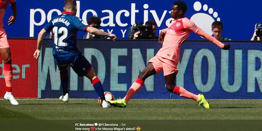 Hasil dan Klasemen Liga Spanyol - Barcelona Nirgol, Sevilla Rambah Zona Liga Champions
