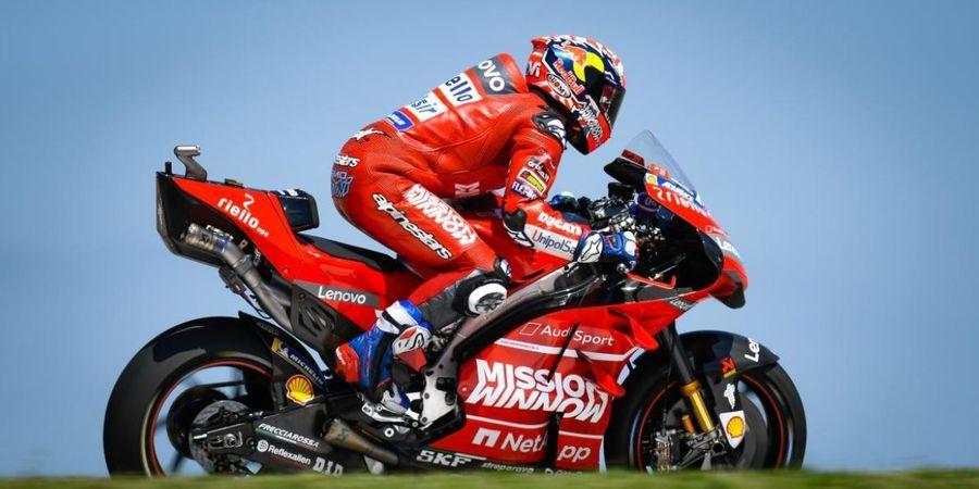Dovizioso Sebut Ada 4 Rider yang Bakal Berebut Juara Dunia MotoGP 2019