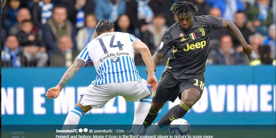Hasil dan Klasemen Liga Italia - Juventus Urung Kunci Juara, AC Milan Amankan 4 Besar