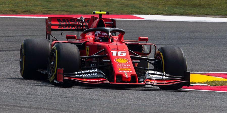 Formula 1 GP China 2019 - Hantu Team Order Ferrari Tak Kunjung Pergi