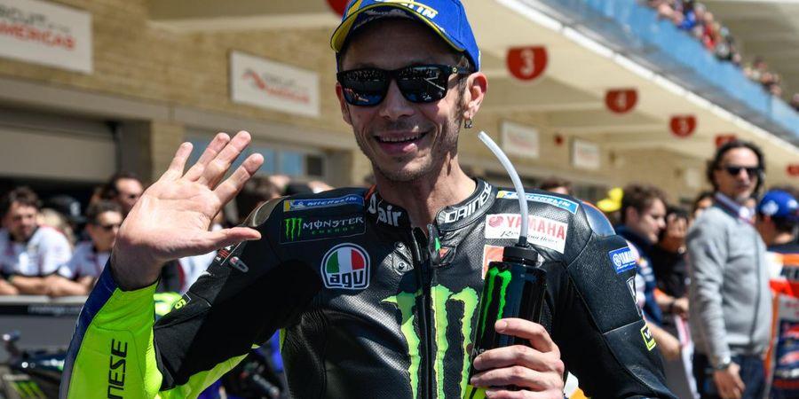 Valentino Rossi Sebut COTA Sebagai Sirkuit Terburuk di MotoGP 2019