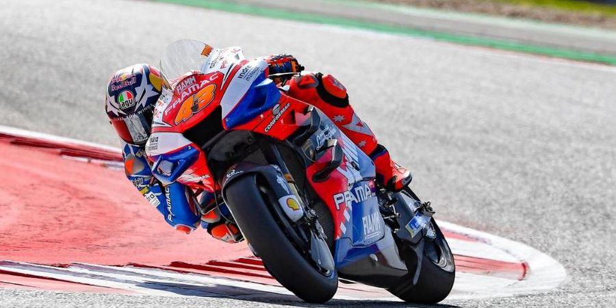 Berita MotoGP - MIller: Jorge Lorenzo Harus Lebih Santai di Warm Up Lap!