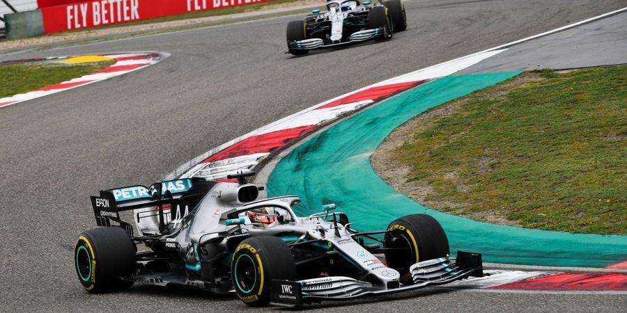 Hasil Formula 1 GP China 2019 - F1 Edisi ke-1000 Milik Lewis Hamilton