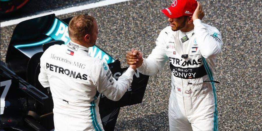 Jelang GP Azerbaijan 2019, Lewis Hamilton Inginkan Peningkatan di W10