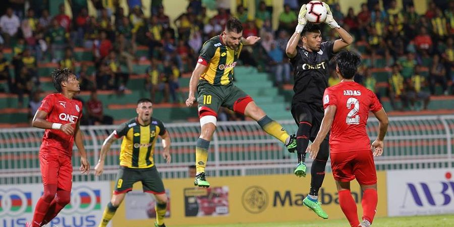 Eks Persib Cetak Brace, Dua Mantan Striker Garang Liga 1 Bawa Kedah FA Menang