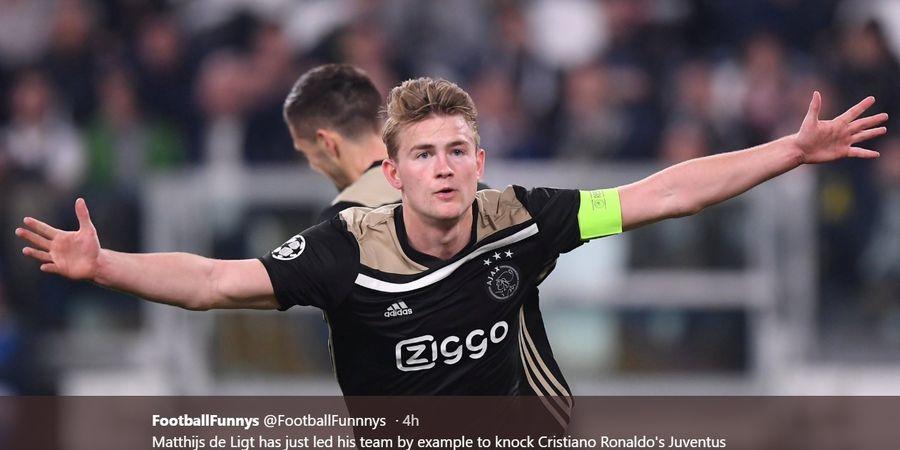 Mourinho Sebut 2 Tim yang Bisa Kalahkan Ajax Amsterdam Musim Ini