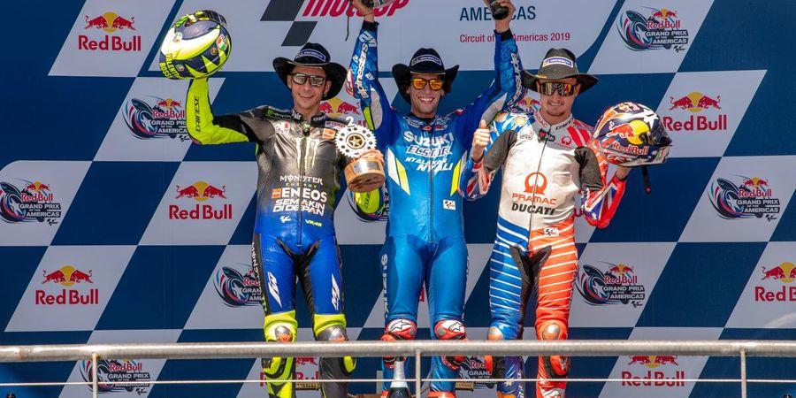 Valentino Rossi Tegaskan Fokusnya di MotoGP 2019 Tidak Berubah