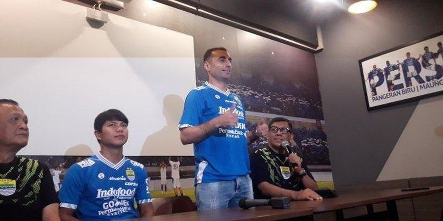 Artur Gevorkyan Mengaku Tahu Persib Bandung dari Internet